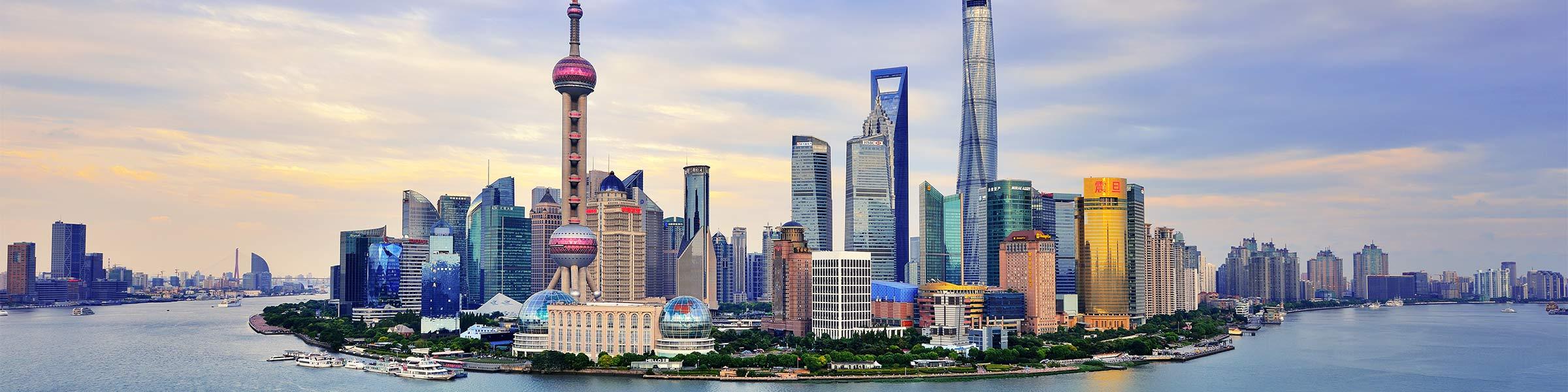 外滩-上海城市天际线