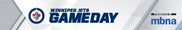 Winnipeg Jets GAMEDAY presented by mbna