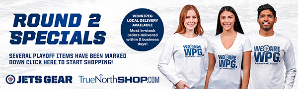 Round 2 Specials. Several playoff items have been marked down. Click here to start shopping! Jets Gear, TrueNorthShop.com