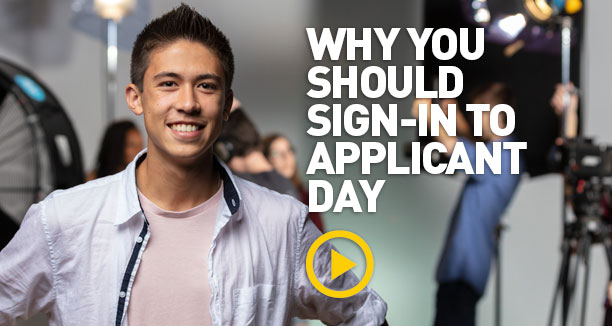 Why you should attend Applicant Day