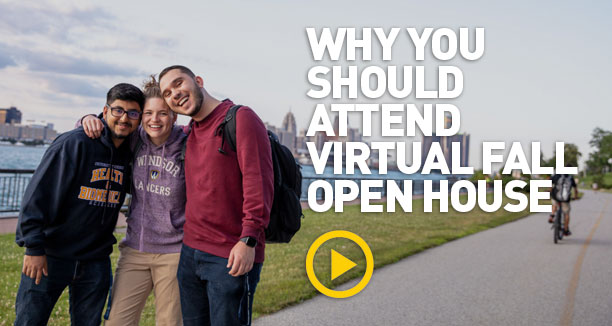 Why you should attend Virtual Fall Open House