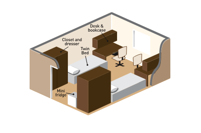 MacDonald Hall Layout