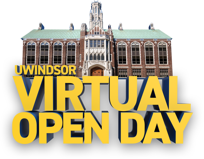 UWindsor Virtual Open Day